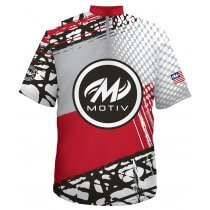 Motiv Jersey - Rush Red - Men's 2XL