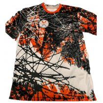 Messy Orange - Men's Small
