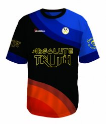 900 Global Absolute Truth Performance Practice Jersey