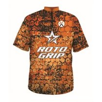 Rotogrip Jersey - Spottie Orange