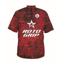 Rotogrip Jersey - Spottie Red