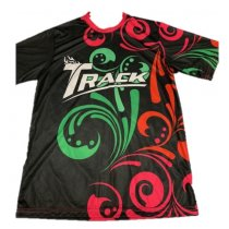 Track Abstract Floral - Men's Small